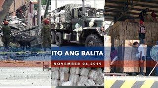 UNTV Ito Ang Balita November 4 2019