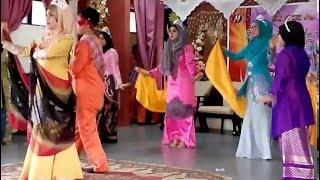 Ulek Mayang & Jing Kling Nona - Hari Guru 2015 - SK Seri Aman, Bedong Kedah