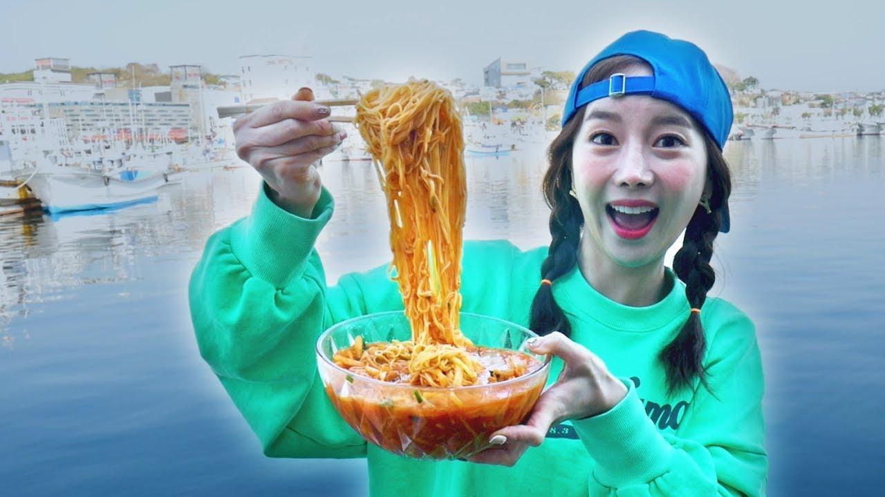 [Vlog] Best Mukbang Travel Pohang in Korea ✈️ 포항 먹방여행 (물회) 韓国旅行 viaje a Corea du lịch Hàn Quốc 韓國旅遊