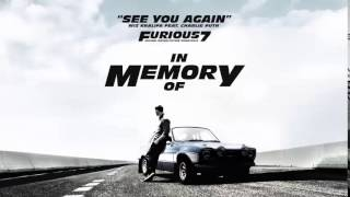 Wiz Khalifa - See You Again ft. Charlie Puth + Download Link