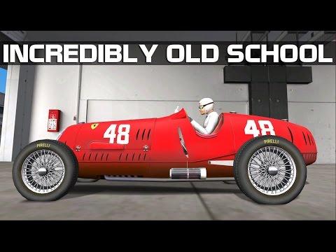 Automobilista - Incredibly Old School (1937 Alfa Romeo 12C @ VLN Nordschleife)