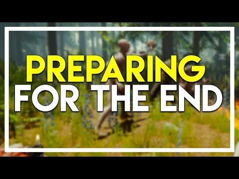 The Forest (1.0 Update) Multiplayer Gameplay - Part 15: Preparing for the end!