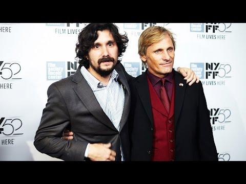 Viggo Mortenson & Lisandro Alonso Q&A | Jauja | NYFF52