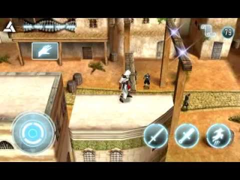 Assassin S Creed Altair Chronicles Gameplay Ep 2 Android
