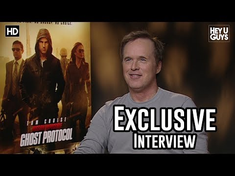 Director Brad Bird Mission: Impossible - Ghost Protocol Exclusive Interview