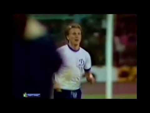 Крутой гол Блохина в ворота Баварии
