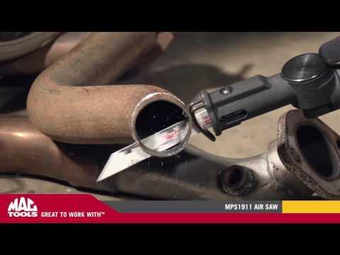 Mac Tools - MPS1911 - Heavy-Duty Geared Air Saw