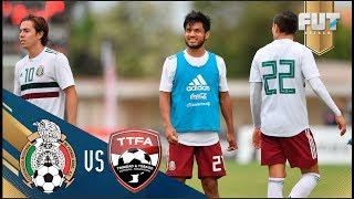 La Previa | México vs Trinidad y Tobago