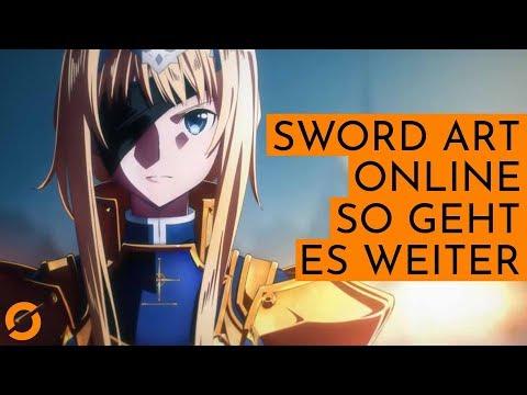 Alles Zur SAO-Fortsetzung│Seven Deadly Sins Staffel 3│Your Name-Nachfolger -- Anime News 169