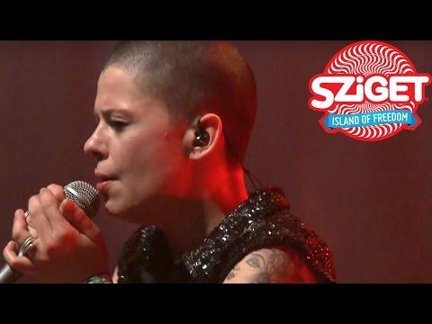 Kovacs Live @ Sziget Festival 2016