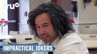 Impractical Jokers - Mr. Murray's Smartphone Lesson (Punishment) | truTV