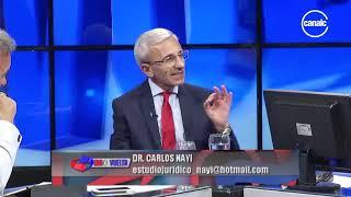 Carlos Nayi | Consultorio televisivo
