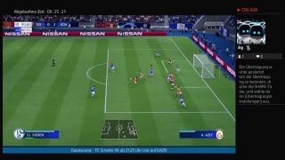Galatasaray  - FC Schalke 04  I Champions League 3. Spieltag I DAZN