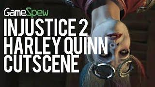 Injustice 2 - Just How Realistic is Harley Quinn?