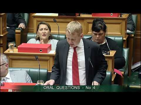 Question 4 - Hon Nikki Kaye to the Minister of Education