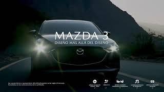 Experimenta la sensación de disfrutar de una conducción de última generación con Mazda 3