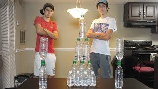 O FIM DO DESAFIO DA GARRAFA (Water Bottle Challenge)