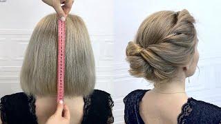 20 Причесок на короткие волосы Простые и легкие прически