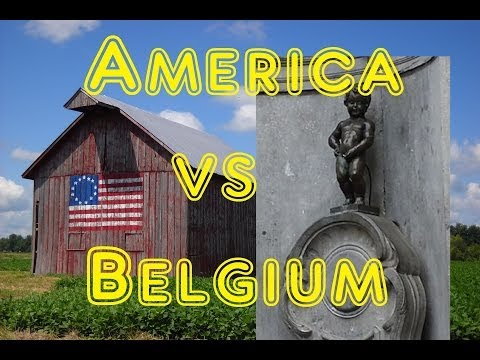 Belgium vs America: What to Know Before You Go to Belgium