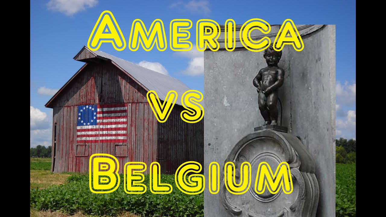 Belgium vs America What to Know Before You Go to Belgium YouTube