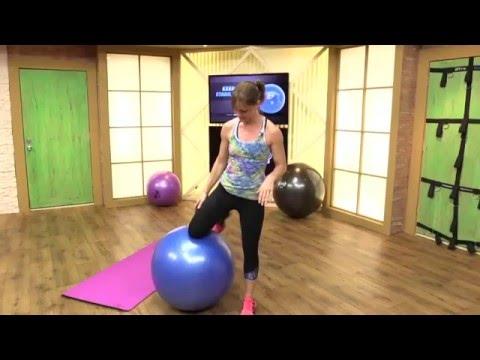Bodylastics Stability Ball Workout 1