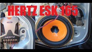 HERTZ ESK 165 in VOLVO S40 II