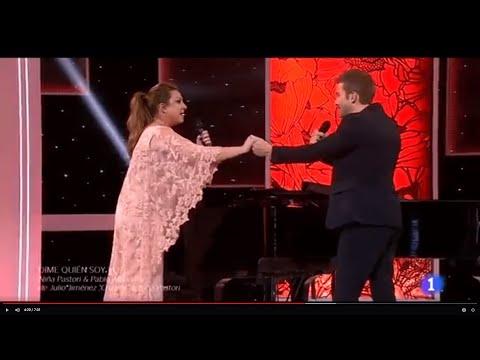 Pablo Alborán & Niña Pastori- Dime quién soy yo - Prometo parar el tiempo