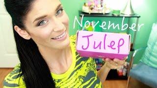 ⊹Nail Polish Subscription⊹ JULEP MAVEN • November Unboxing Thumbnail