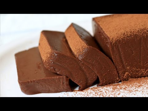Eggless Chocolate Mousse Cake Recipe Without Oven