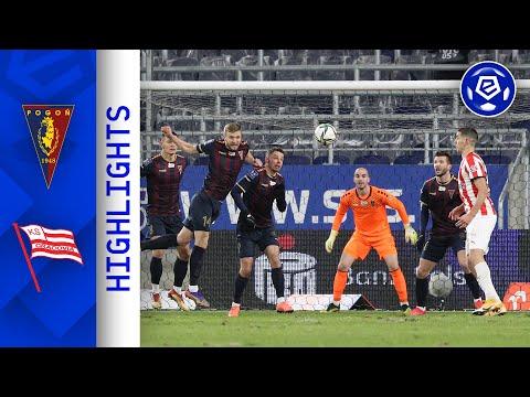 Pogon Szczecin Cracovia Goals And Highlights
