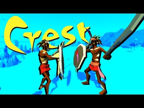 Tribal Survival and Hippo Rampage! - Let's Play Crest Gameplay