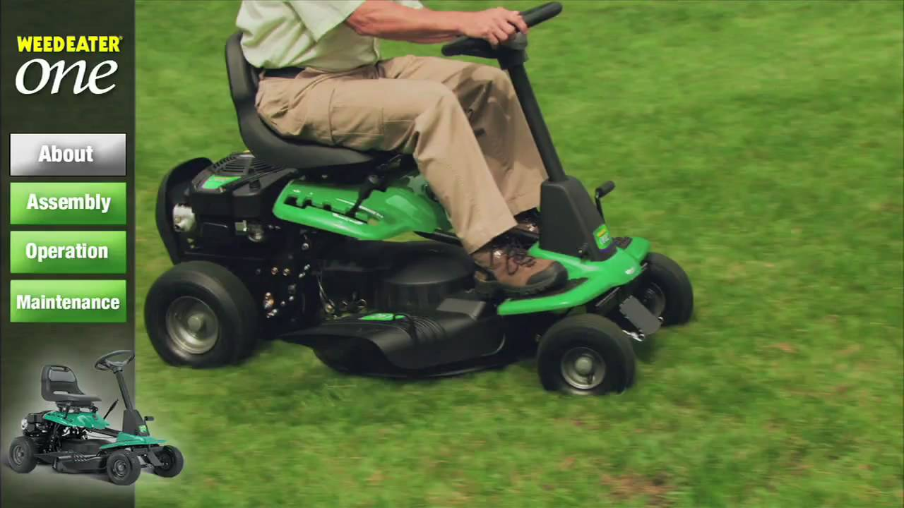 Weed Eater One  About