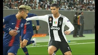 Download Video [PC] C.Ronaldo vs PSG - Gameplay Nouveaux Maillots 2019 PES 2018 MP3 3GP MP4