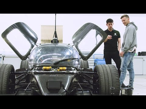 RYAN TUERCK: Pro drifter meets DevBot for Human + Machine Challenge
