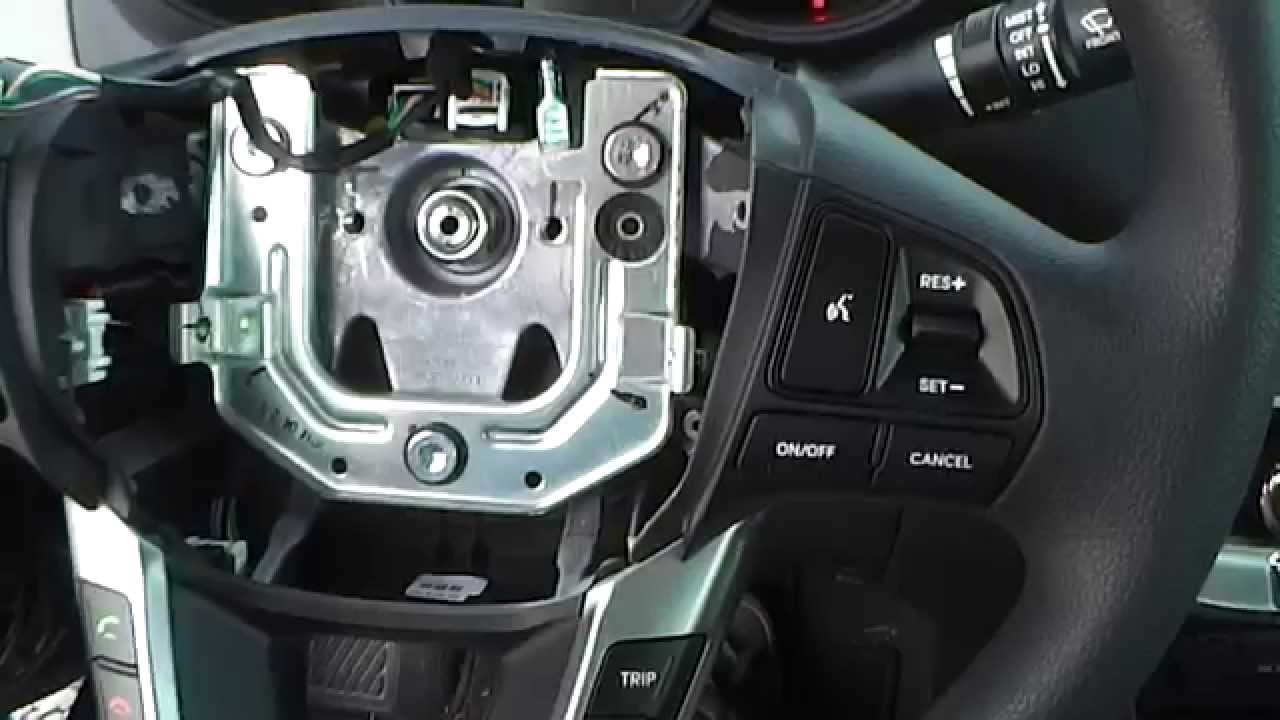 2014 Kia Rio cruise control install  YouTube