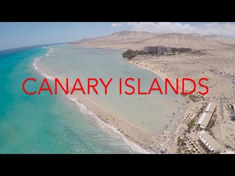 Canary Islands Windsurfing, Kitesurfing, Surfing, SUP and Multi Sport Holidays with Sportif Travel