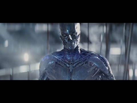 Terminator 5 : Pops vs T-3000 Pelea Final Completa 1080p HD
