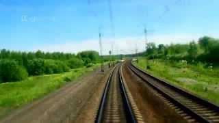 Old USSR Toilet on Trans Siberian Train