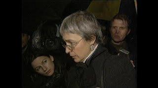 Fall Politkowskaja: Moskau muss 20.000 Euro Schmerzensgeld zahlen