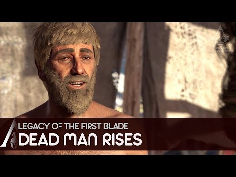 Legacy of the First Blade - Dead Man Rises - Assassin's Creed Odyssey DLC Gameplay thumbnail