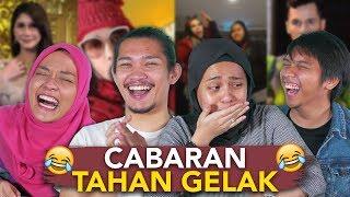 Cabaran Jangan Gelak: React To Video Diva AA, Cik B, Sajat & Dato' Aliff Syukri | SEISMIK Challenge