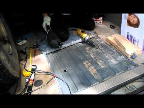 gmc suburban fuel pump cutting easy hatch  fix