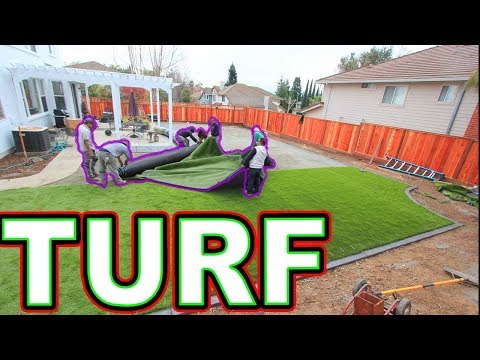Installing 3000 SqFt Of Artificial Turf (Growing Business To $3.6 Million)