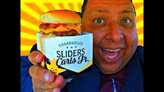 Carl's Jr.® All New Charbroiled Sliders!