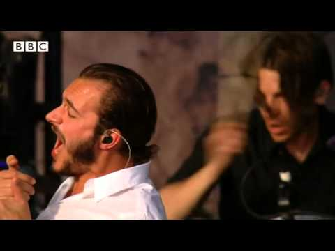 Editors - A Ton of Love at Glastonbury 2013