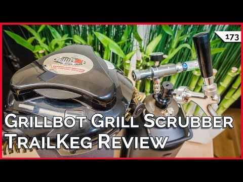 New Google AI Kits! ATSC 3.0 Explained, Grillbot Grill Scrubber, TrailKeg, Best Digital Thermometer!