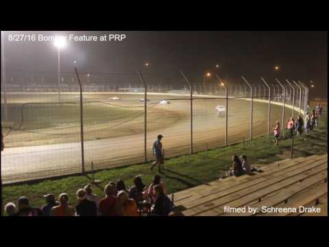 8/27/16 Bomber Feature at Portsmouth RAceway Park