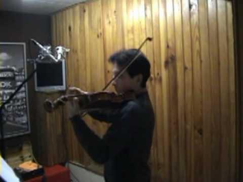 A Jewish Violin by Virtuoso Patrick Chemla