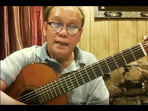 Đệm BOLERO Căn Bản - phần 1 (Bao Hoang Guitar)
