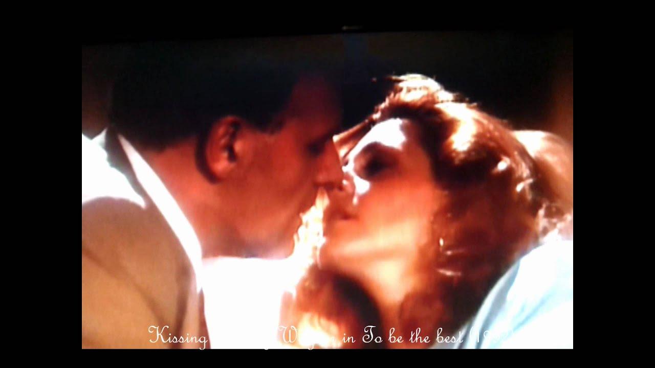 Anthony Hopkins Kissin...